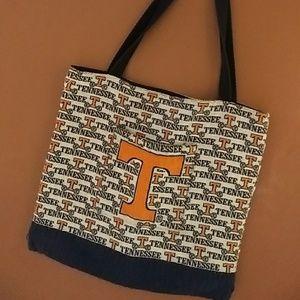Tennessee Volunteers Tote Bag